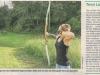 Artikel Wochenblatt Bogenschießen 001-NEU
