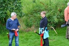 Kurs traditionelles Bogenschießen
